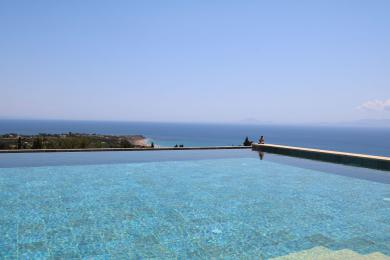 Two-storey villa with panoramic sea views, Ratzakli
