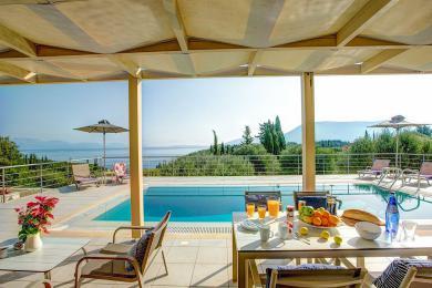Stunning Villa with breathtaking views in Fiskardo