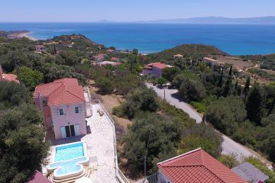 Amazing property a few minutes from the beach in Ratzakli