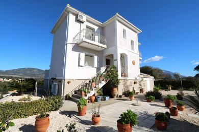 Beautiful 4-bedroom property in Korianna village