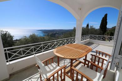 LOVELY HOUSE WITH SPECTACULAR VIEW, VLAHATA