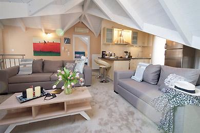 Lagoon Diamond Loft Suite